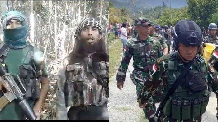 Aksi Baku tembak MIT dan TNI AD. Praka Dedy tewas.