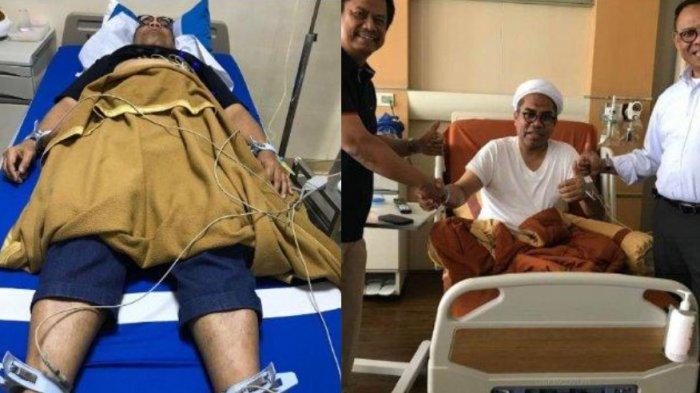 Ali Mochtar Ngabalin Dikabarkan Sakit Stroke, Begini Kondisinya Sekarang