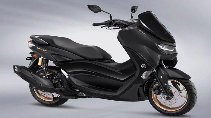 All New NMAX 155 Connected/ABS