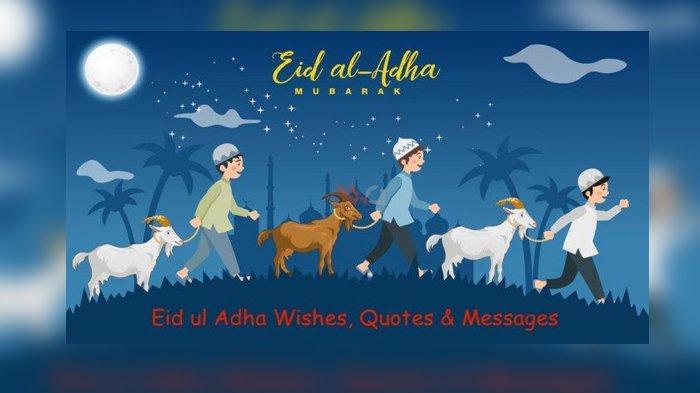 Ucapan Selamat Hari Raya Iduladha, Cocok Dibagikan di Media Sosial