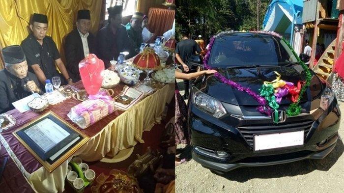 10 Pernikahan Beda Usia, Nomor 3 Kakek Beri Mahar Uang Rp 200 Juta, Mobil, Rumah dan Emas 100 Gram