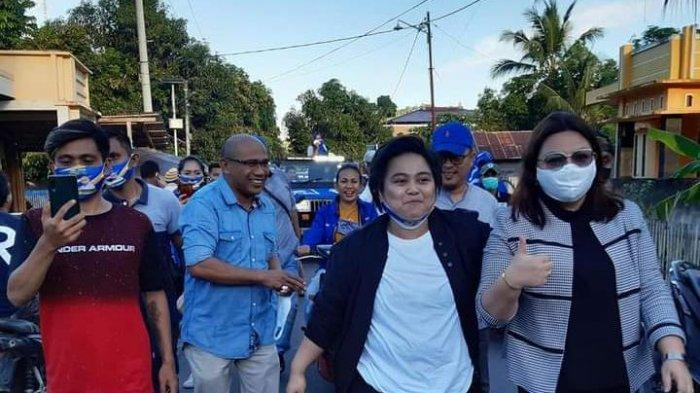 MK Tolak Gugatan, Amalia Landjar Ucapkan Selamat Kepada Sachrul-Oskar, Ajak Pendukung Tetap Solid