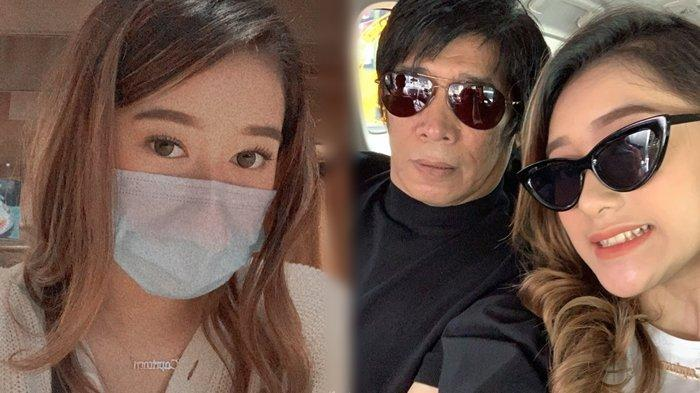 Amanda Caesa Bingung Wajahnya Tak Mirip Parto Patrio, Melaney Ricardo: 'Papimu Pintar Cari Istri'