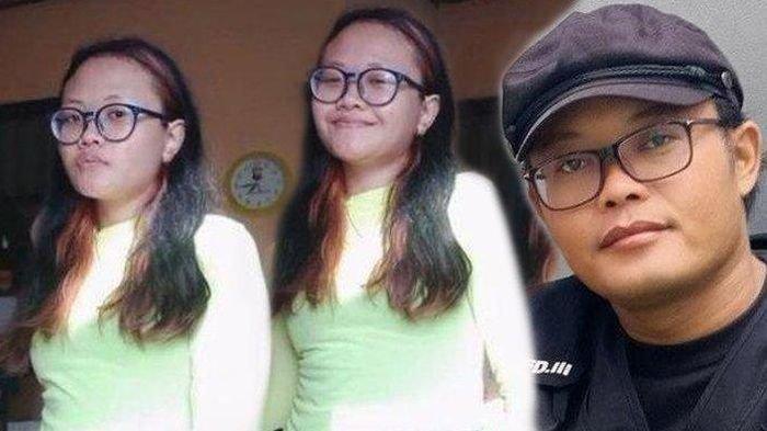 SOSOK Amanda Putri, Disebut Mirip Komedian Sule, Remaja 15 Tahun Ini Viral di Video TikTok