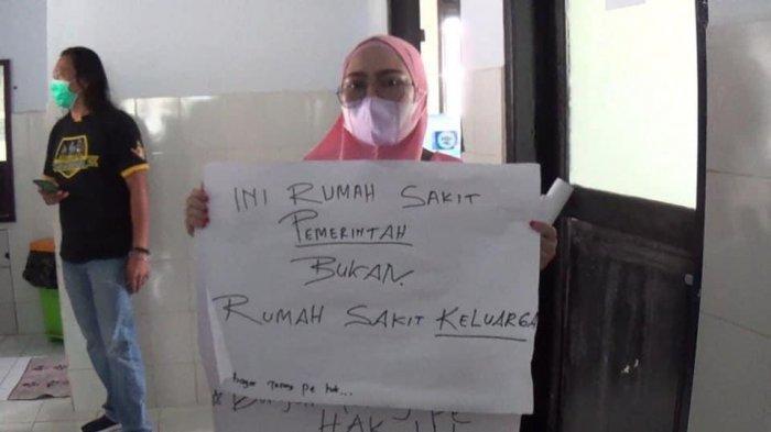 Gaji Amel, THL di Kotamobagu Tak Kunjung Dibayarkan, Berharap Ada Titik Terang