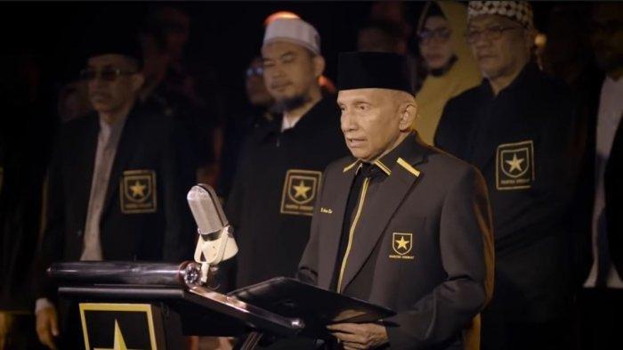 Partai Ummat Bergejolak, Pengurus Ramai-ramai Mengundurkan Diri, Amien Rais Singgung Soal Dikeroyok