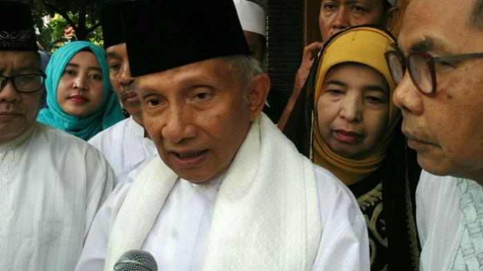 Amien Rais dan Habiburokhman Ikut Demo Tolak Ahok, Sudah Bermuatan Politis?