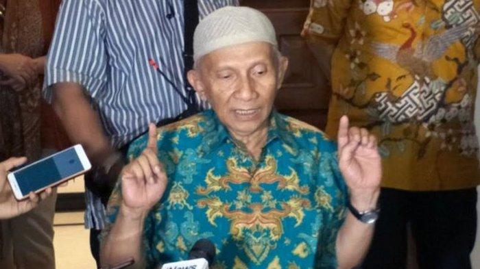 Amien Rais Beri Kesempatan Jokowi Selama 5 Tahun, Ini Respons Mahfud MD