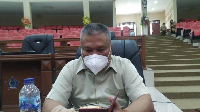 Amir Liputo Sembuh dari Covid 19, Ungkap Syukur Bagi Sembako untuk Warga yang Isolasi Mandiri