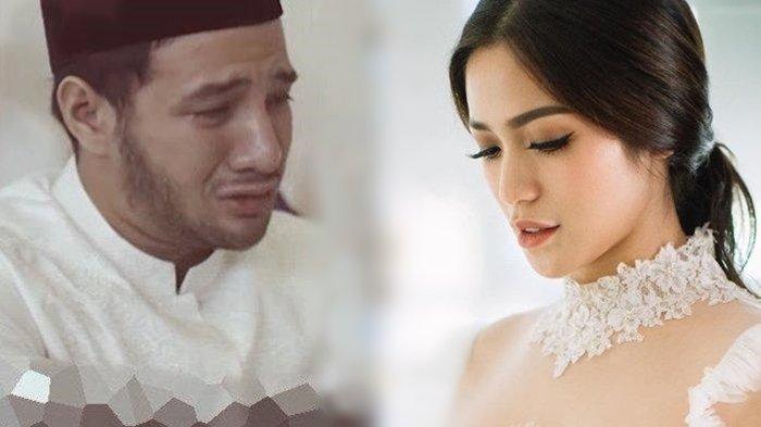 Jessica Iskandar Sebut Ammar Zoni 'Ayah Baru' Saat Bacakan Nominasi Panasonic Gobel Award