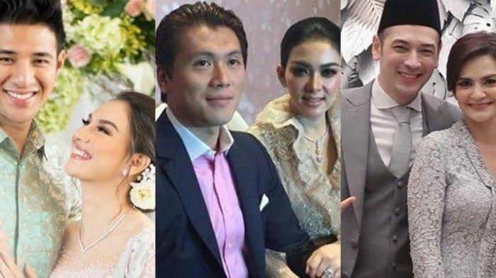 10 Pasangan Artis Indonesia Menikah pada 2019, Ada Nikah Diam-diam hingga Pesta 3 Hari 3 Malam