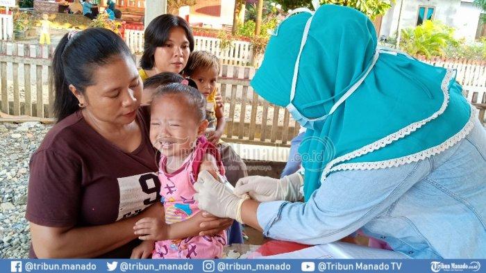 Stok Vaksin DPT di Manado Kosong, Dokter Spesialis AnakNancy Bokang Ingatkan Pentingnya Imunisasi