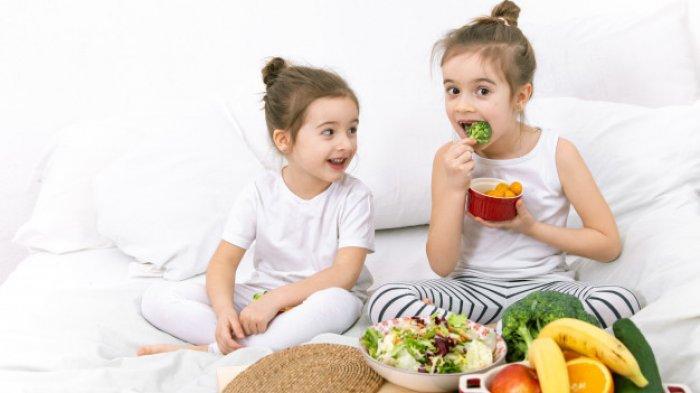 Ini Cara Mencegah Obesitas pada Anak-anak