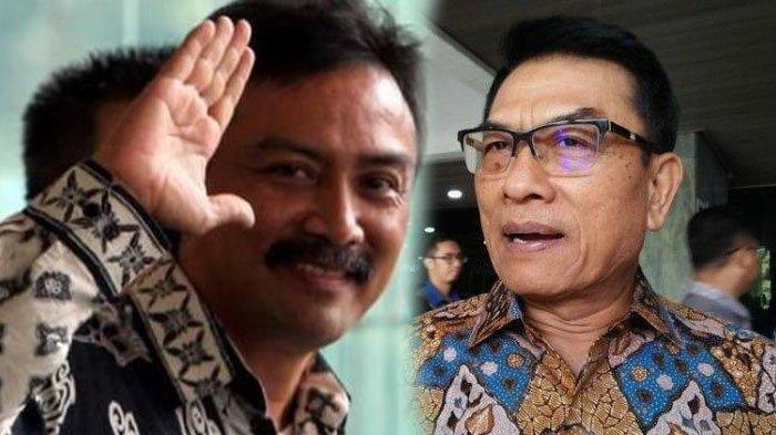 AndiMallarangeng ke Moeldoko: Kalau Mau Didukung jadi Capres 2024 Datang Baik-baik ke SBY