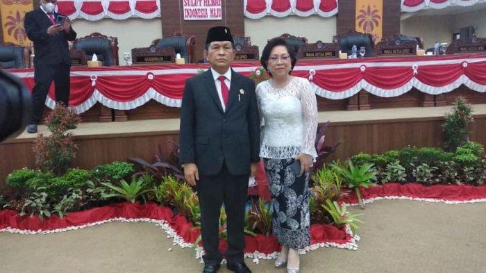 Ketua DPRD Jadi Pendulang Suara Olly-Steven di Nusa Utara