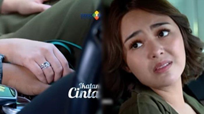 Bocoran Ikatan Cinta 27 Agustus 2021: Andin Hibur Aldebaran yang Khawatir Reyna akan Meninggalkannya