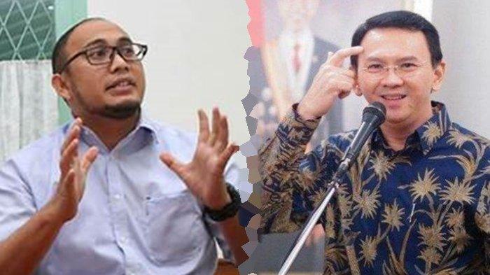 Andre Rosiade Sindir Ahok 'Komisaris Rasa Dirut', Dibalas Yunarto Wijaya: Andre, DPR Rasa Satpol PP