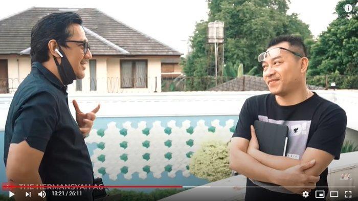 Andre Taulany Beli Rumah Mewah Anang dan Ashanty, Beri DP Mobil Listrik Rp 2,6 M