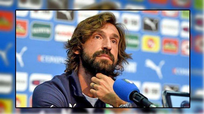 KOMENTAR Andrea Pirlo Usai Juventus Kalah dari Napoli, Singgung Keputusan Wasit, Main Sesuai Harapan