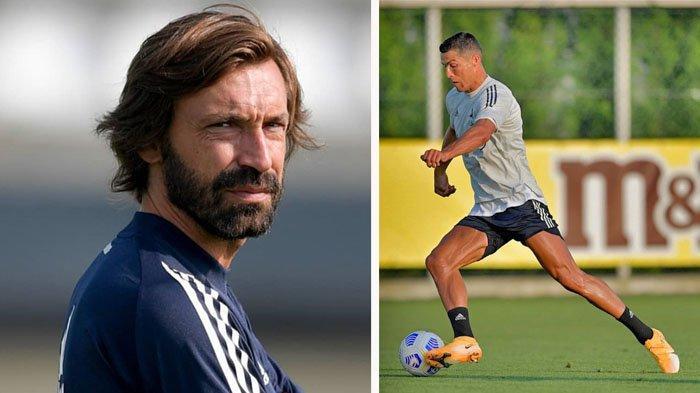 Jadwal Semifinal Coppa Italia - Pirlo :Kami Memiliki Kans Melaju ke Final, Target Adalah Meraihnya