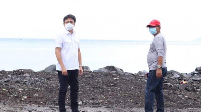 Wali Kota Manado Andrei Angouw 'Liburan' di TPA dan Kawasan Kumuh