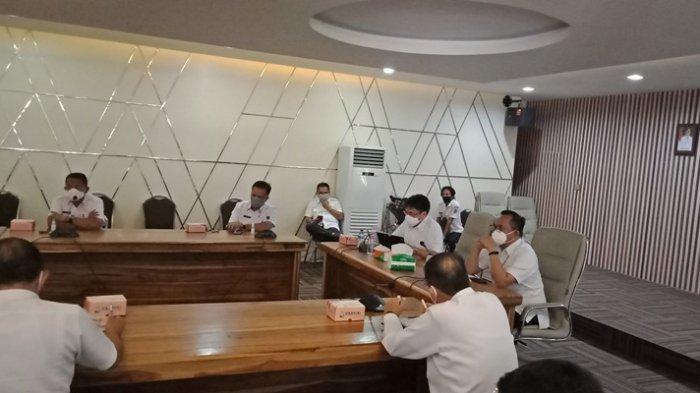 Wali Kota Andrei Angouw Lapor ke BPJN Jalan Tergenang Air di Manado