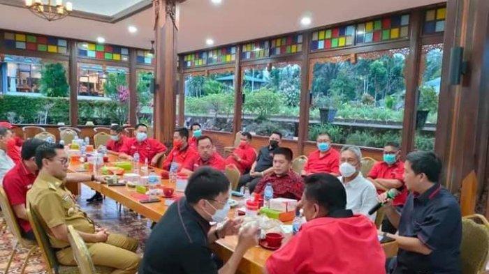 Andrei Angouw- Richard Sualang Menanti Dilantik Jadi Wali Kota Manado,Vicky Lumentut Selesai 9 Mei