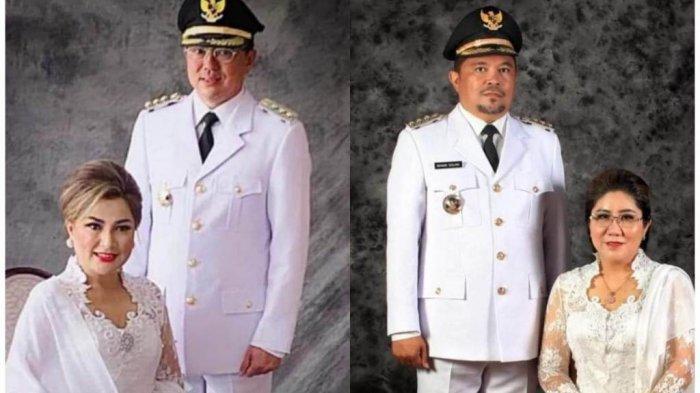 Wali Kota Andrei Angouw akan Duduk di Samping Gubernur Sulut Olly Dondokambey saat Pelantikan