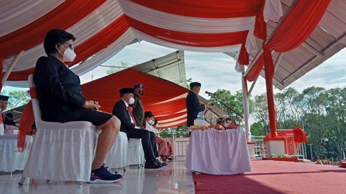 Momen Perayaan HUT Ke-398 Kota Manado, Andrei Angouw Beber Senjata Hadapi Covid-19