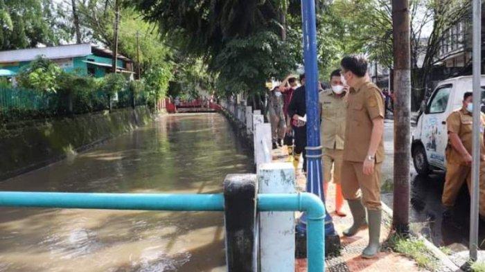 Banjir di Manado, Wali Kota Andrei Angouw Temukan Banyak Selokan Mampet