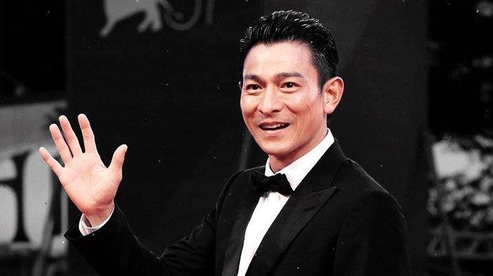 Masih Ingat Andy Lau? Tetap Gagah di Usia Dekati Kepala 6, Begini Kabarnya Sekarang