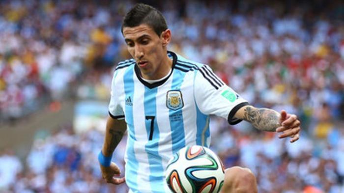 SEDANG BERLANGSUNG Argentina vs Brasil Copa America 2021, La Albiceleste Unggul, Di Maria Cetak Gol