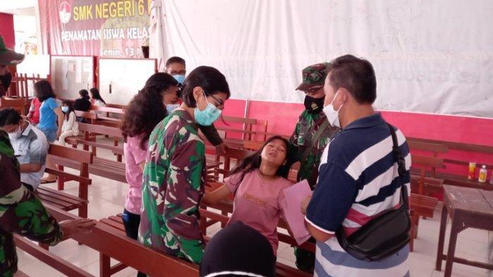 Angel Katiandago Siswi SMK 6 ManadoSesak Nafas Setelah Divaksin, Fakta Lain Terungkap, Ternyata