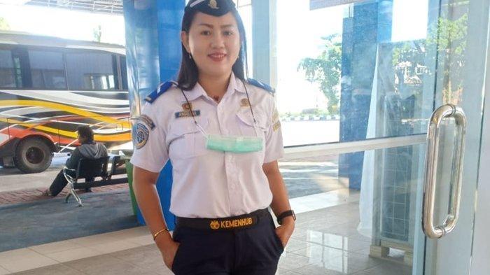 Cewek Manado Angelina Gohiema Sebut Cara Mencegah Penyebaran Covid-19 Dimulai dari Keluarga