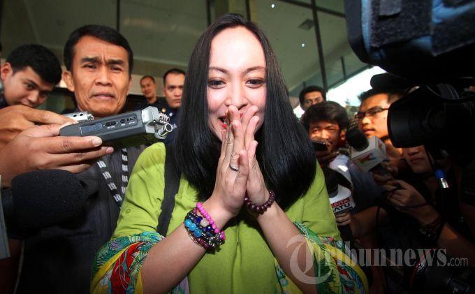 Masih Ingat Angelina Sondakh? Mantan Politisi Demokrat Bebas Tahun Depan, Segera Hidup Udara Segar