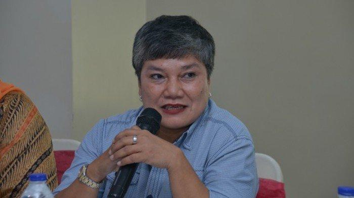 Anggota Badan Urusan Rumah Tangga (BURT) DPR RI <a href='https://manado.tribunnews.com/tag/ribka-tjiptaning' title='RibkaTjiptaning'>RibkaTjiptaning</a>.
