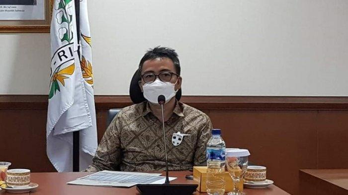 Anggota DPD RI, Senator asal Sulut, Ir Stefanus BAN Liow MAP