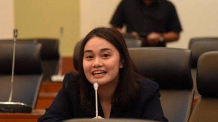 Anggota DPR RI dari Fraksi PAN Farah Putri Nahlia