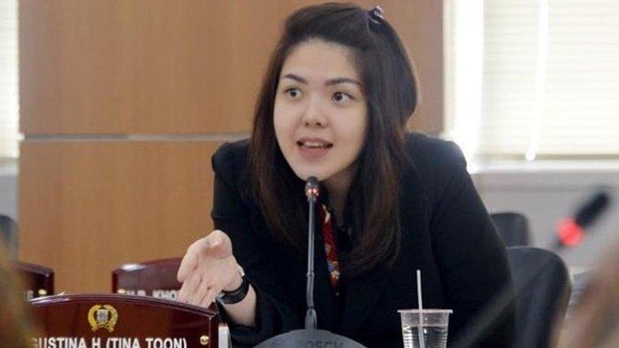 Anggota DPR Tina Toon