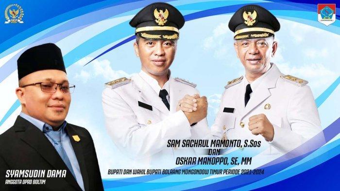 Politisi PAN Samsudin Dama Harap Sachrul-Oskar Perioritaskan Program Pro Rakyat