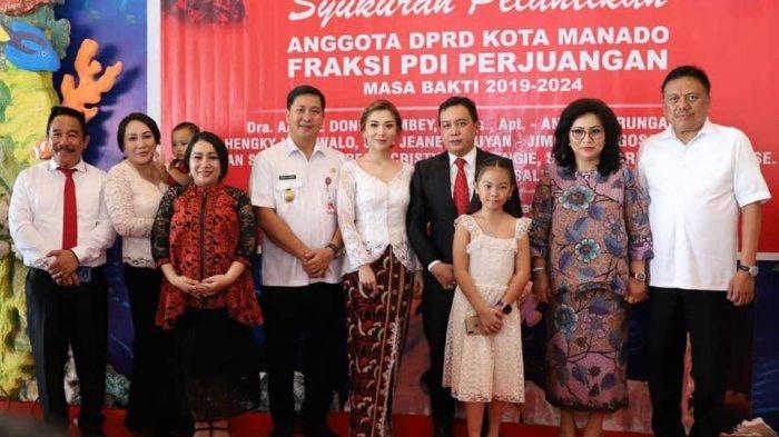 Suami Jadi Anggota DPRD, Ayu Priscilla Berharap Amanah dan Jadi Panutan