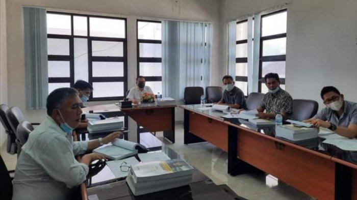 Anggota DPRD Minsel Andries Rumondor Desak Pemkab Eksekusi Lahan Kantor Camat & Pasar Tumpaan