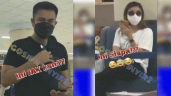 Kisah Cinta Terlarang JAK dan AS 'Bersemi' Lagi, Beredar Foto Bareng di Bandara, Ini Respon JAK