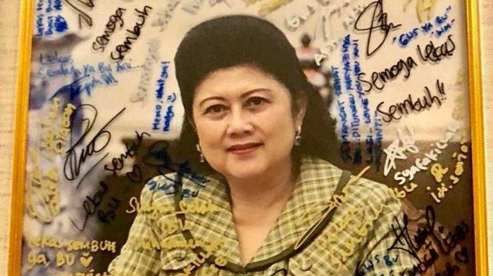 Mengenang 2 Tahun Kepergian Ani Yudhoyono, Anissa Pohan Ungkap Kerinduan: Selalu di Hatiku