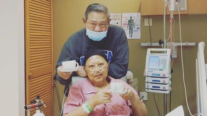 Tahun Baru 2020, SBY Kenang Pelukan Erat Ani Yudhoyono: Tanda-tanda Tuhan yang Tidak Kumengerti