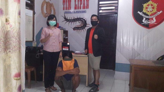 Aniaya Karyawan Swasta, Pria di Manado Ditangkap Tim Lipan