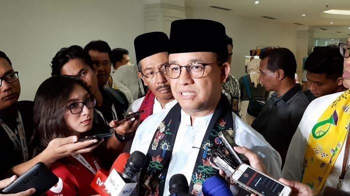 Status Tanggap Darurat Diperpanjang, Gubernur Anies Baswedan Minta Masyarakat Tetap di Rumah