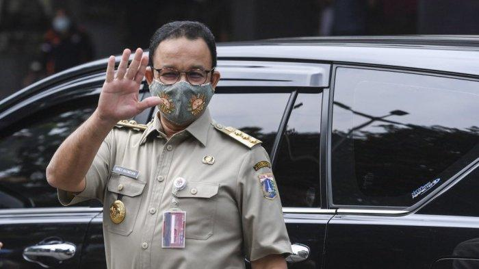 Anies Baswedan Sampaikan Hal Ini Untuk Warga DKI Jakarta Jelang Imlek 2021