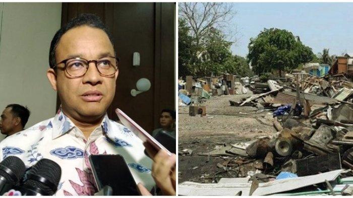 Anies Baswedan Tak Konsisten Soal Penggusuran, Warga Merasa Ditindas: Dibohongin Kayak Binatang