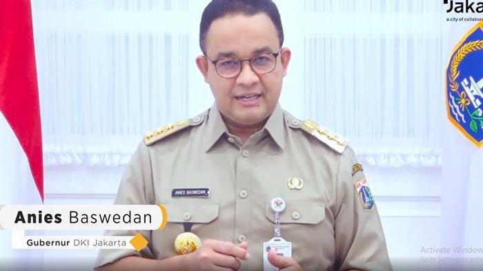 Gubernur DKI Jakarta Anies Baswedan marah para ASN Pemprov DKI Jakarta.